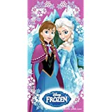 Frozen Beach Towel Featuring Anna and Elsa for Kids by Frozen
