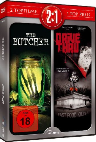 The Butcher / Drive Thru [2 DVDs]