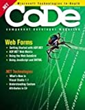 img - for CODE Magazine - 2003 - March/April book / textbook / text book
