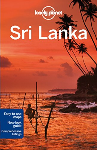 Lonely Planet Sri Lanka (Travel Guide)