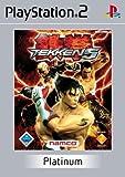 echange, troc Tekken 5 Platinum - Ensemble complet - 1 utilisateur - PlayStation 2