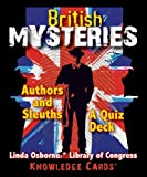 British Mysteries Cards (0764958003) by Library of Congress