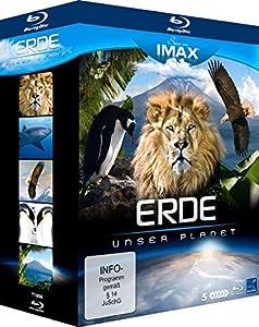 Seen On IMAX: Erde - Unser Planet (5 Blu-rays) [Blu-ray]