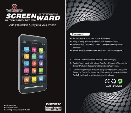 Screenward Clear Screen Protector Scratch Guard For Lenovo A6000 4G