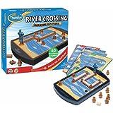 Thinkfun 11115 - River Crossing, Strategiespiel