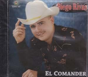 El Comander: Diego Rivas