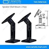 2.1,5.1,7.1 Wall / Ceiling mount(MultiDirection) for Surround Speakers