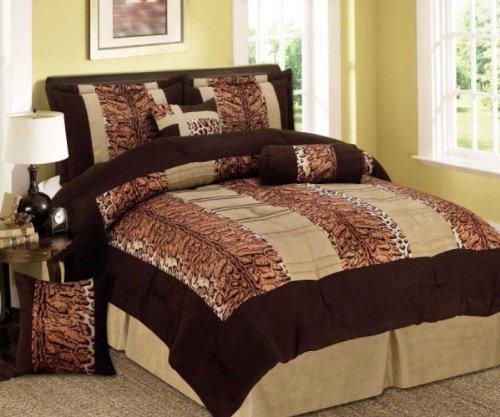 Faux Fur Comforter King front-711457