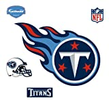 NFL Tennessee Titans Logo Wall Decal