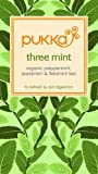 Pukka Herbs Organic Triple Mint Tea - Pack of 20 Sachets