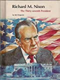 img - for Richard M. Nixon: The Thirty-Seventh President (People of Distinction) book / textbook / text book