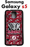 Alabama Crimson Tide Samsung Galaxy s5 Case Hard Silicone Case
