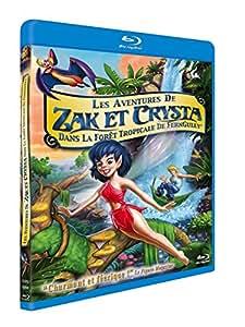 Amazon.com: Les Aventures de Zak et Crysta dans la forêt