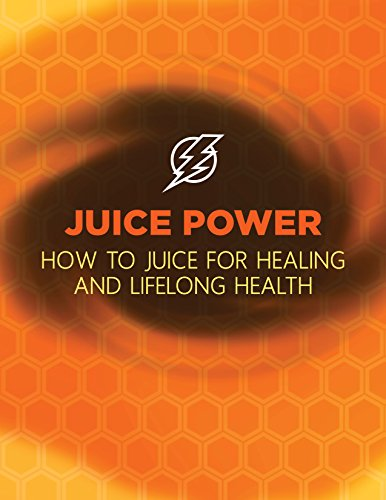 Juice Power: How to Juice for Healing and Lifelong Health by Mike Cernovich