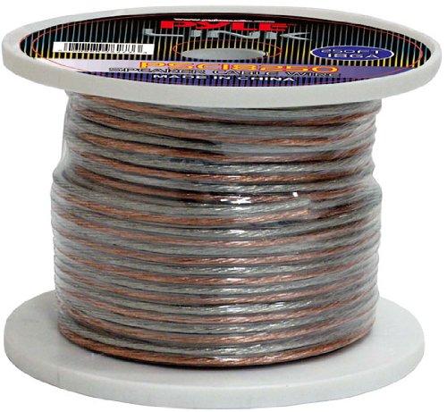 Pyle Psc18250 18-Gauge 250-Feet Spool Of High Quality Speaker Zip Wire