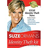 Stop Identity Theft Now Kit ~ Suze Orman