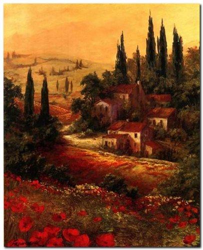 Tuscany Landscape Oil