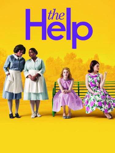 The Help - Film, Video, DVD, Books