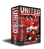 Manchester United A Passback Through History Box Set 8 [DVD]