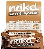 (Pack of 18) Nakd - Caffe Mocha Bar 35 g