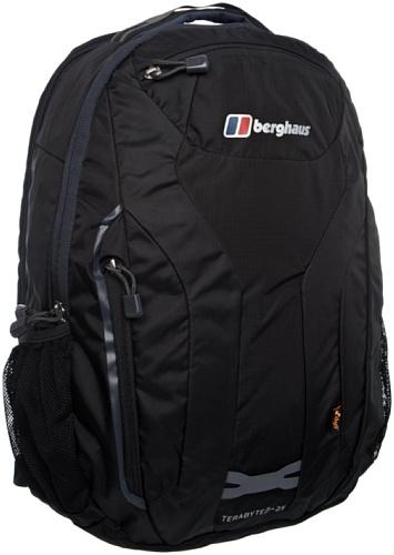 Berghaus Terabyte Daysack - Jet Black, 25 lt