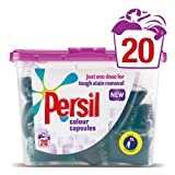 Persil Small & Mighty Colour Capsules 20 Wash 2x841g