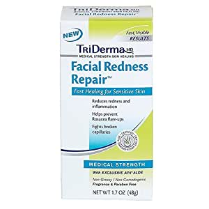 facial redness repair tridermamd