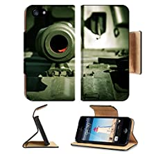 buy Apple Iphone 5 Iphone 5S Flip Case Closeup Of A Tank Outdoors Image 25208595 By Msd Customized Premium Deluxe Pu Leather Generation Accessories Hd Wifi Luxury Protector