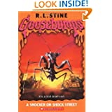 A Shocker on Shock Street (Goosebumps #35)