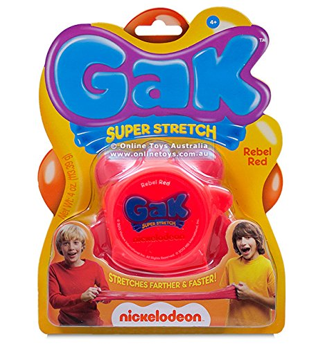 Nickelodeon NSI Gak Rebel Red - 1