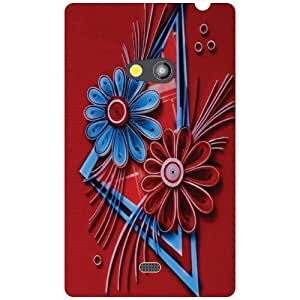 Printland Phone Cover For Nokia Lumia 625