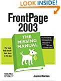 FrontPage 2003 (The Missing Manual)