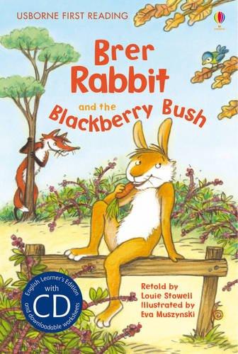 Brer Rabbit and the blackberry bush. Con CD Audio