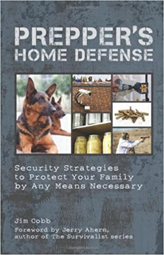Prepper's Home Defense - Survival Books