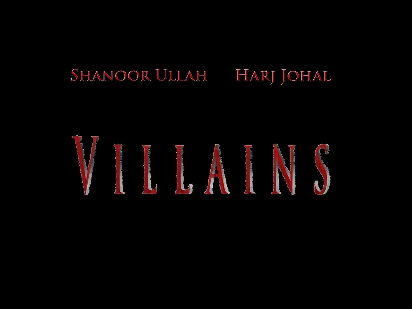 Villains on Amazon Prime Video UK