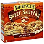 Nature Valley Sweet and Salty Almond Granola Bars 7.4 oz