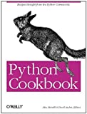img - for Python Cookbook 1st edition by Martelli, Alex, Ascher, David (2002) Paperback book / textbook / text book