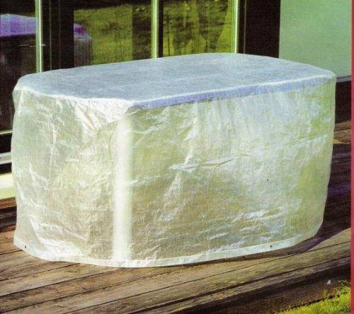 Profiline-454146-Schutzhlle-Hlle-Abdeckung-fr-ovale-Tische
