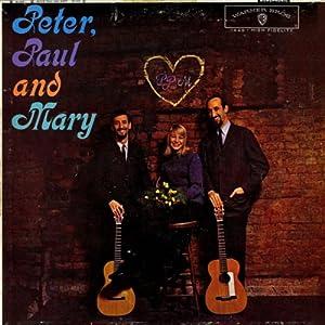 peter  paul and mary  1962 self titled debut album   vinyl lp