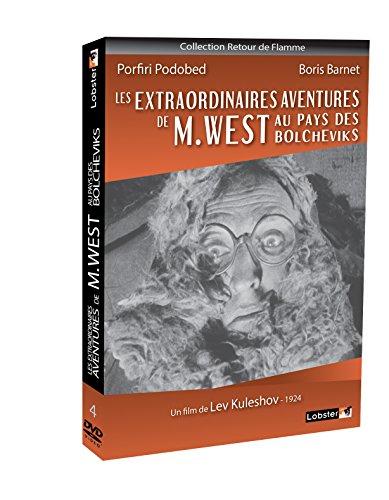 Les extraordinaires aventures de Mr West [Edizione: Francia]