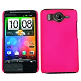 Samrick Hard Hybrid Armour Shell Protection Case for HTC Desire HD - Pink