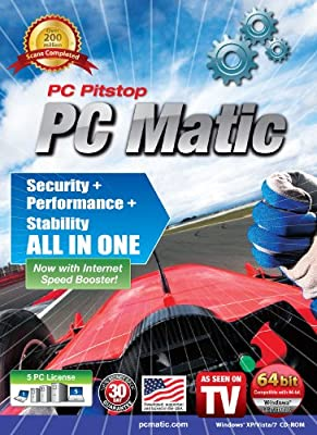 PC Matic, Download (5-User) [Download]