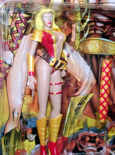 Sinthia from Sinthia - Princess of Hell Action Figure - 1