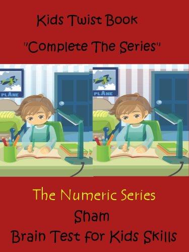 Sham - Kids Numeric Series Puzzles : Fill The Numeric Math Series Puzzles