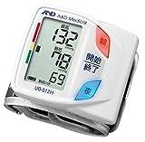 A&Dエー・アンド・デイ 朝・夜メモリ手首式血圧計UB512H