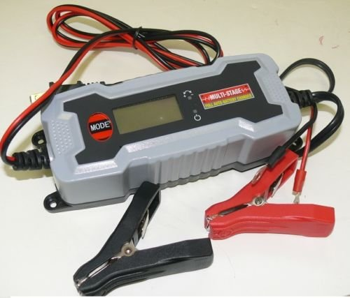 Titan® 6V Sla Battery Charger With Led Display - 2 Year Warranty