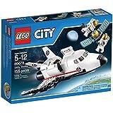 Lego, City, Utility Shuttle (60078)