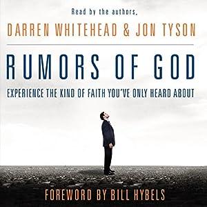 Rumors of God Audiobook