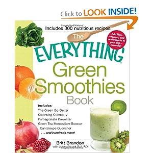 Top 5 Green Smoothie Books Blendtec border=