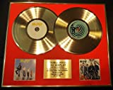 MCFLY/DOUBLE CD GOLD DISC DISPLAY/LTD. EDITION/COA/ROOM ON THE 3RD FLOOR & WONDERLAND